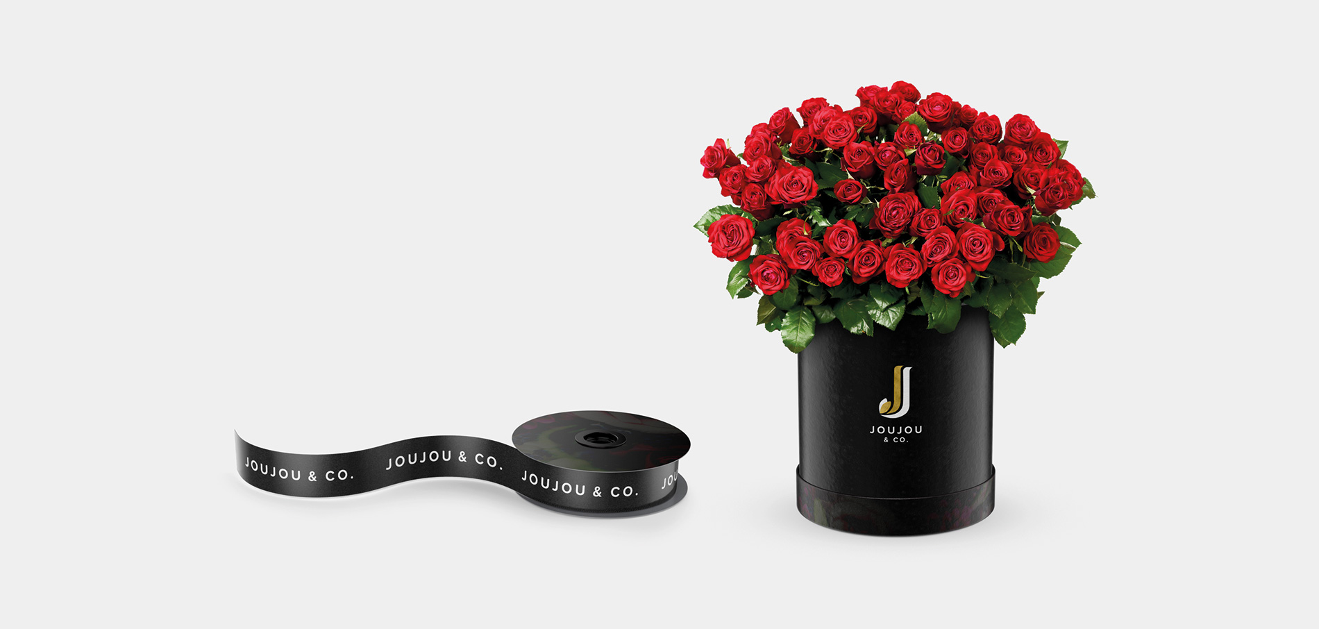 joujou and co rose box