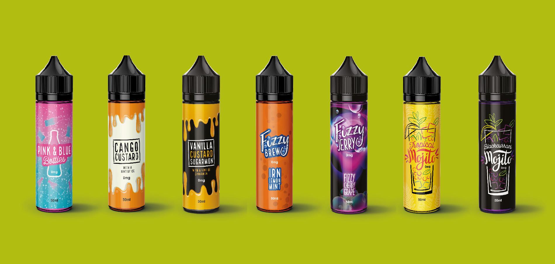 fuel vape flavours