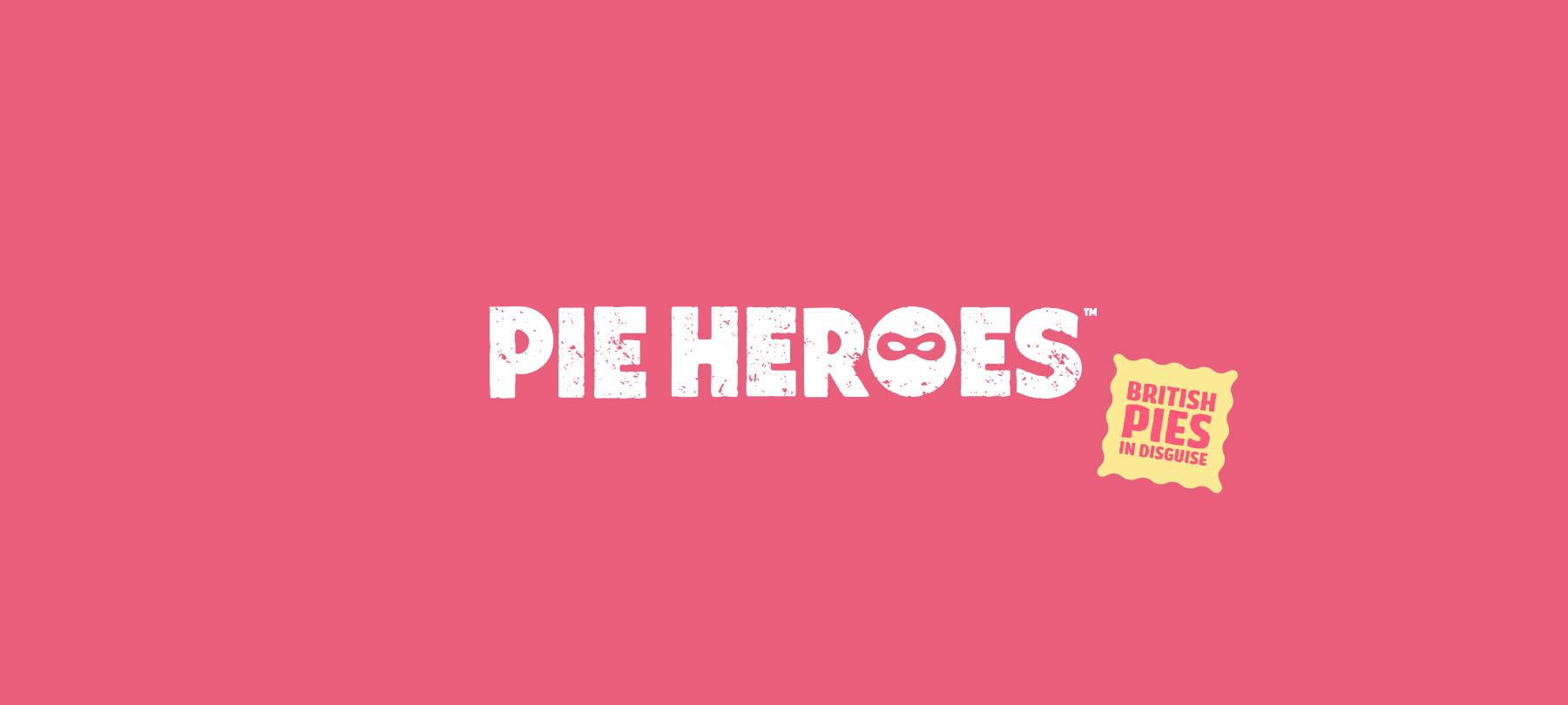 Pie Heroes Logo Image