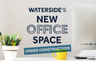 Waterside new office