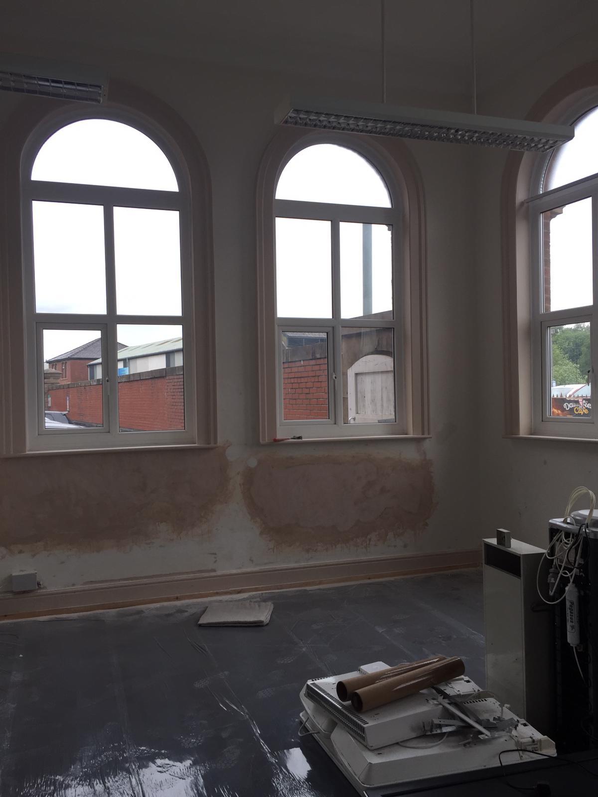 waterside new office