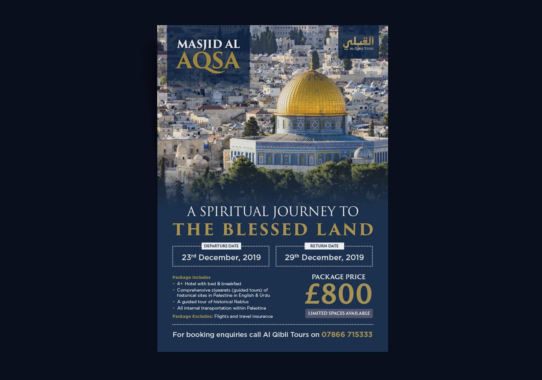 Al-Qibli Tours Poster