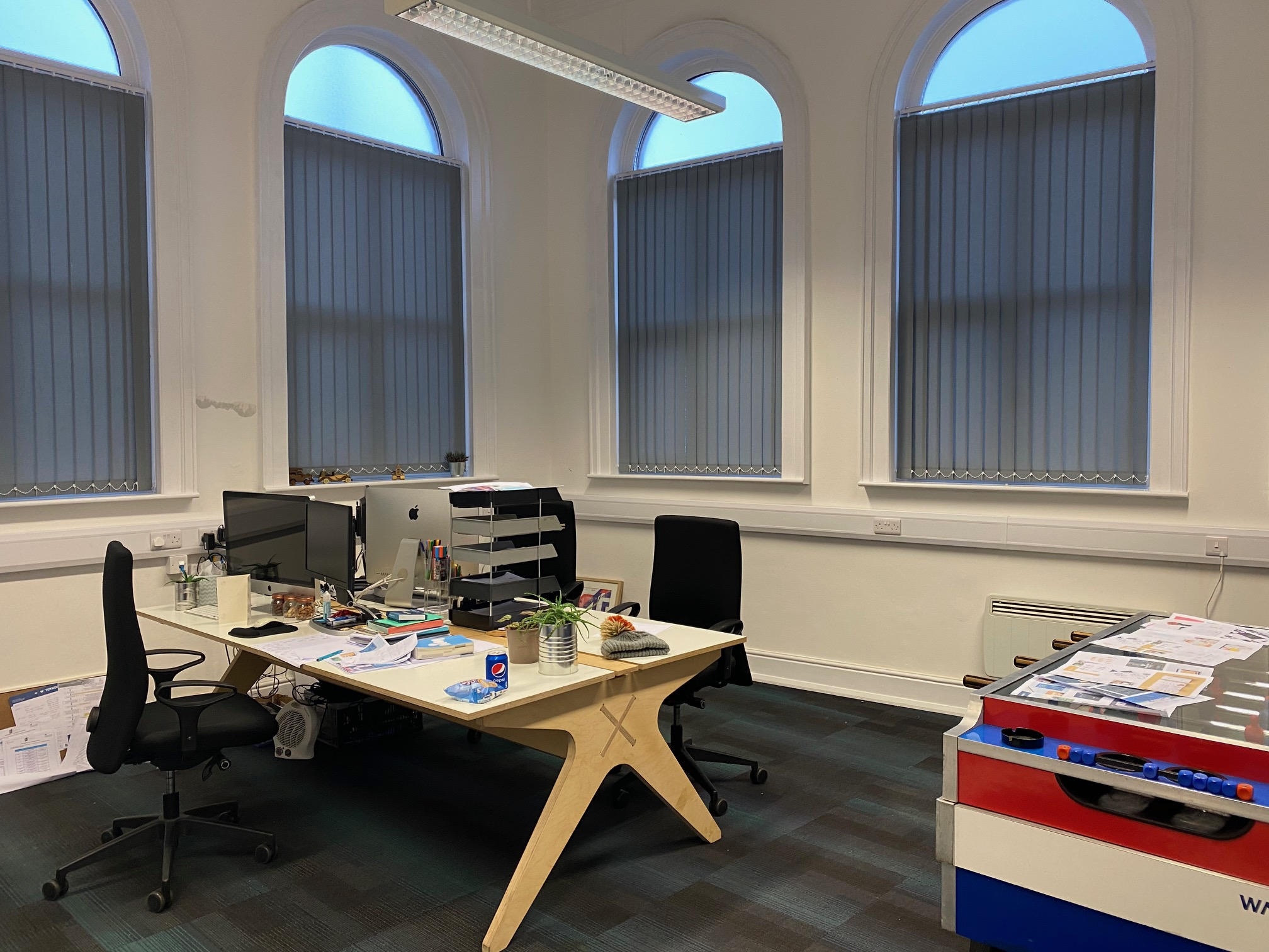A long and exciting year at Waterside Creative 6
