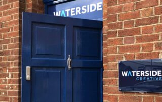 A long and exciting year at Waterside Creative 1