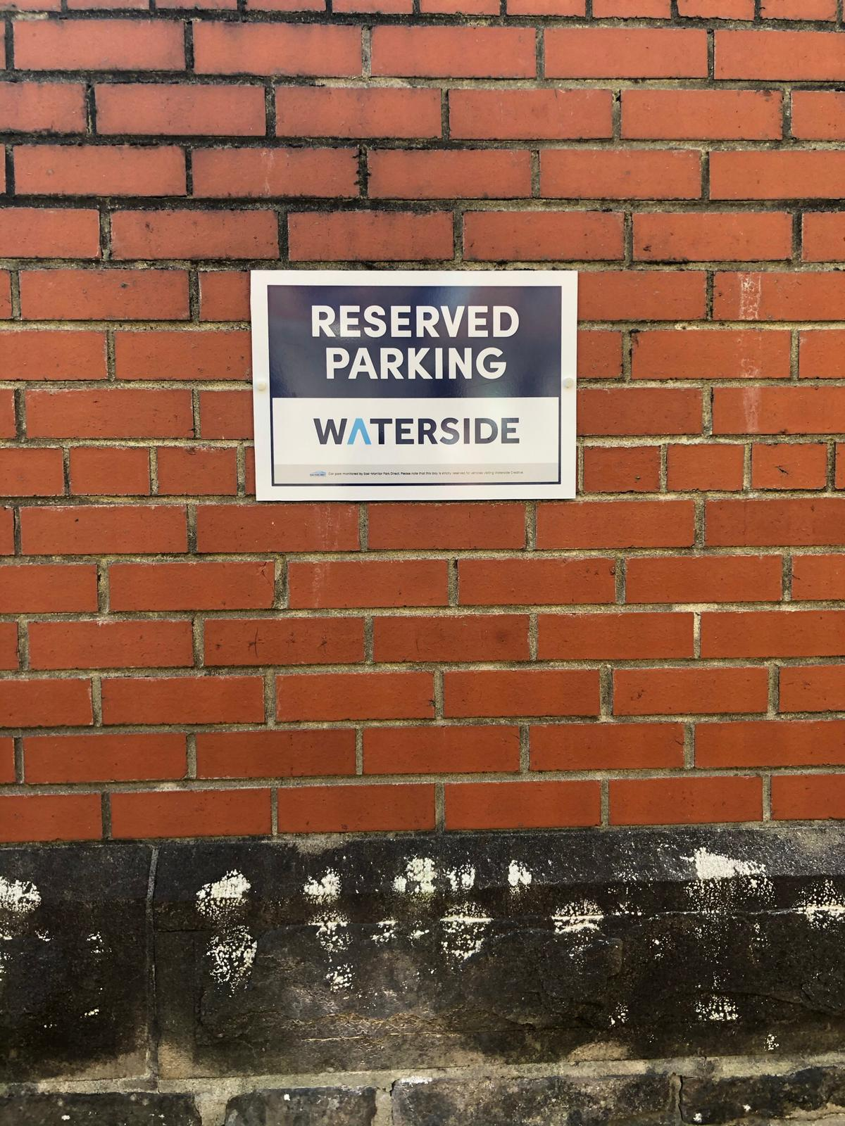 A long and exciting year at Waterside Creative 3