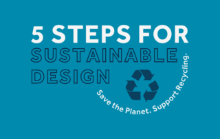 5 Steps for Sustainable Design
