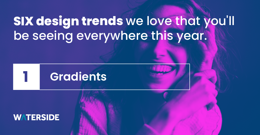 6 design trends we love that you'll be seeing everywhere this year. 1